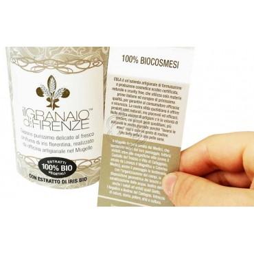 Sapone Liquido Iris Bio (500 ml) Il Granaio di Firenze - Cosmesi