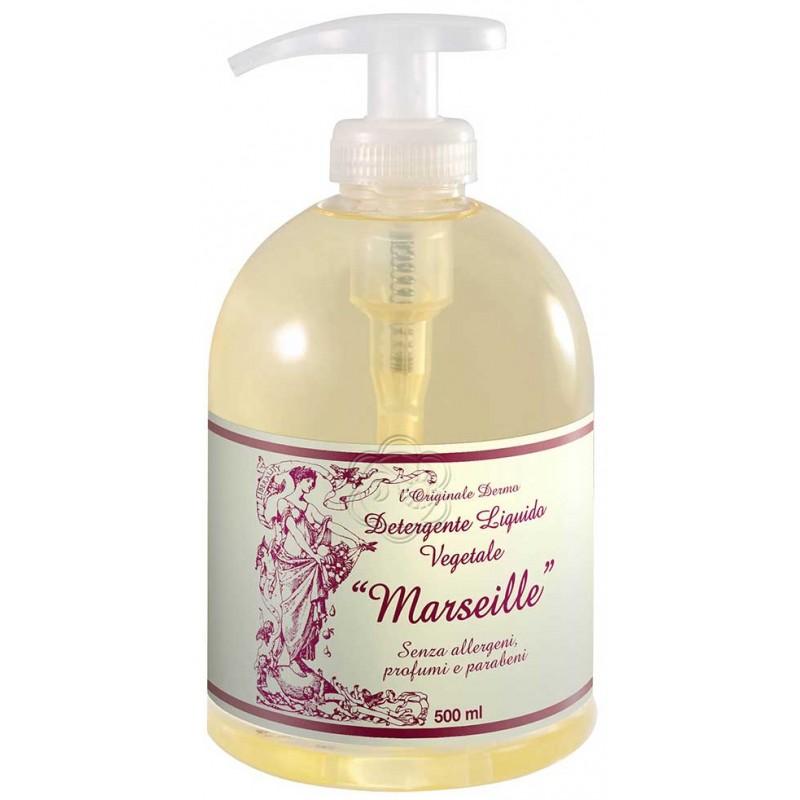 Sapone di Marsiglia Liquido (500 ml) Esi Italia - Cosmesi