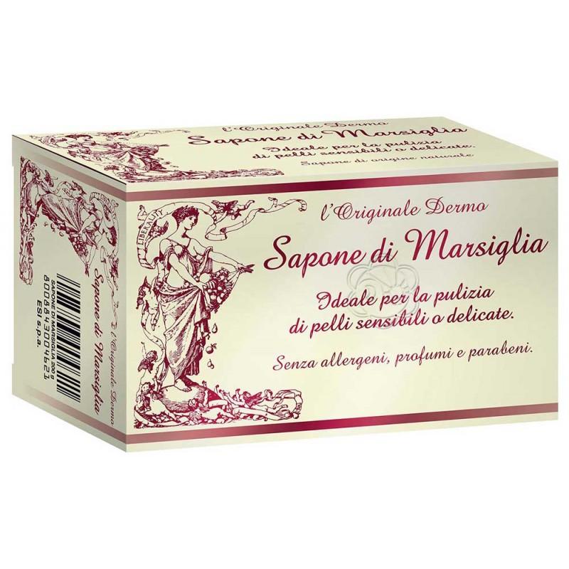 Sapone di Marsiglia in panetto (200 g) Esi Italia - Cosmesi, Saponi Naturali