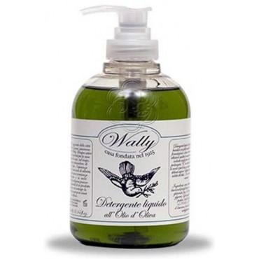 Detergente Liquido Olio di Oliva (300 ml) Wally - Cosmesi