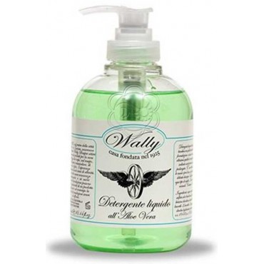 Detergente Liquido Aloe Vera (300 ml) Wally - Cosmesi