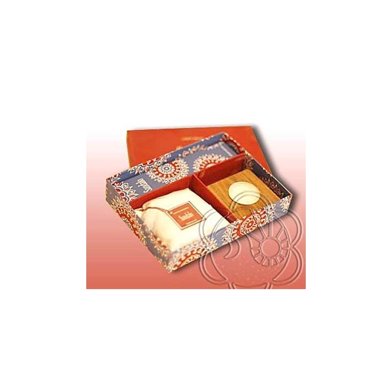 Confezione Regalo per Ambienti (Gift Box Sandalo) Dhanvantari - Natale