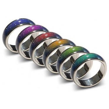 Anello Mood Ring Cambia Colore (da 19 mm) Mood Ring - Anelli