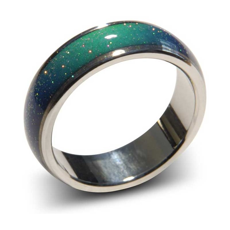 Anello Cambia Colore Mood Ring