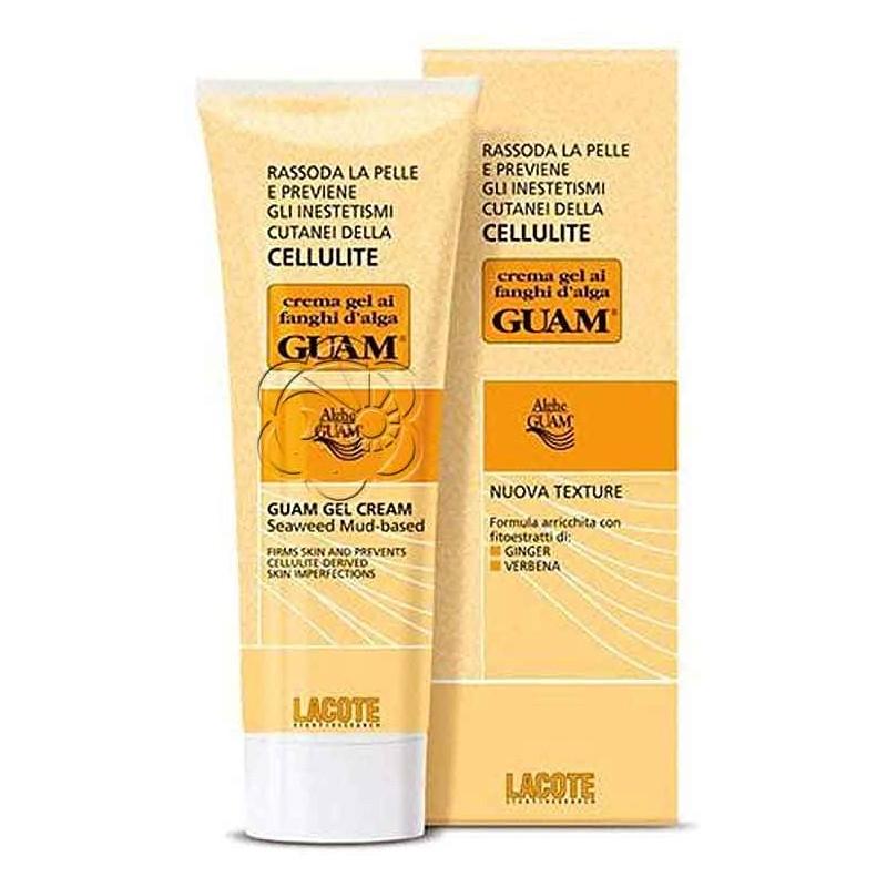 Crema Gel Rassodante Anticellulite (250 ml) Guam Lacote - Anticellulite
