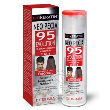 Biokeratin Neo Pecia Evolution 06 Re-Vital Shampoo (250 ml) Dietalinea - Caduta dei Capelli