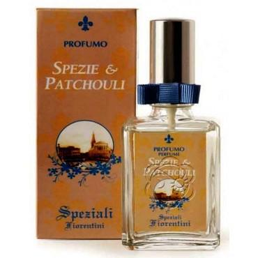 Profumo Spezie & Patchouli (50 ml) Derbe Speziali Fiorentini - Regali