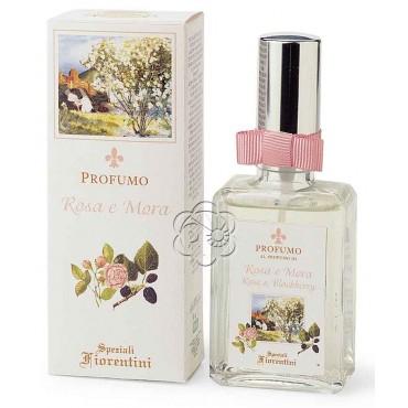 Profumo Rosa e Mora (50 ml) Derbe Speziali Fiorentini - Regali