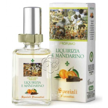 Profumo Liquirizia e Mandarino (50 ml) Derbe Speziali Fiorentini - Regali