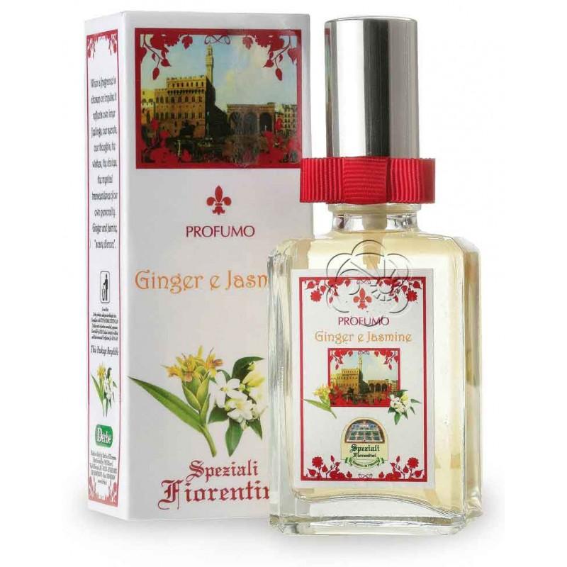 Profumo Ginger e Jasmine (50 ml) Derbe Speziali Fiorentini - Regali