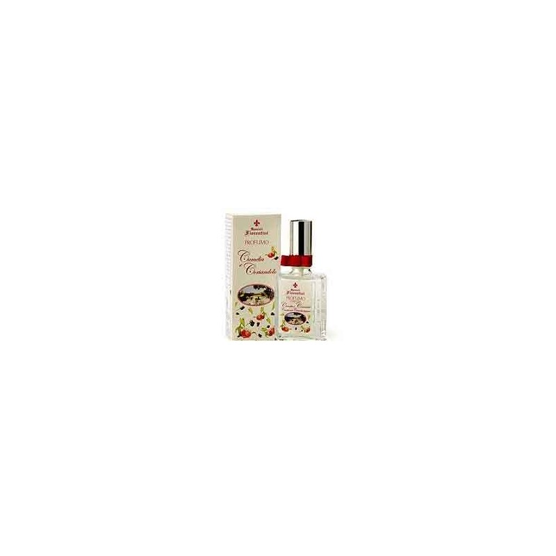 Profumo Camelia e Coriandolo (50 ml) Derbe Speziali Fiorentini - Regali