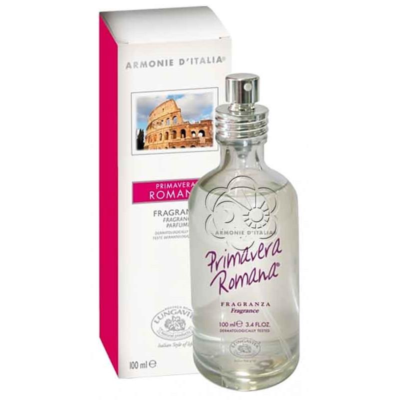 Fragranza Primavera Romana (100 ml) Bottega di Lungavita - Acque di Toilette