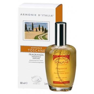 Fragranza Eau de Toilette Spray Armonie Toscane (100 ml) Bottega di Lungavita - Linea Armonie Toscane - Cosmesi