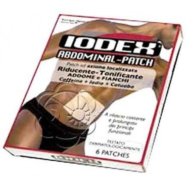 Iodex Abdominal Patch (6 Cerotti) Natural Project - Riducenti Pancia