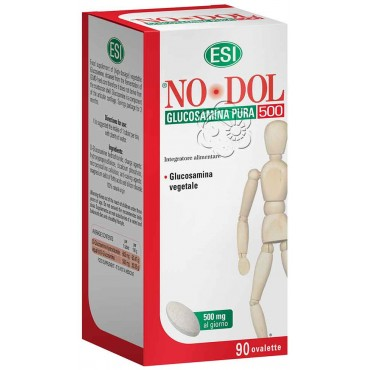 Glucosamina Pura 500 (90 Ovalette) Esi Italia - Dolori Articolari