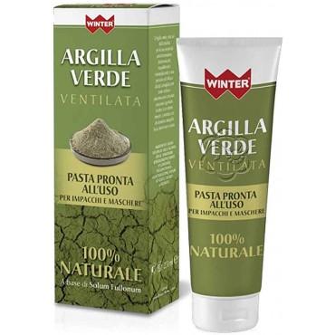 Argilla Verde Ventilata 100% Naturale (250 ml) Winter - Argilla Ventilata