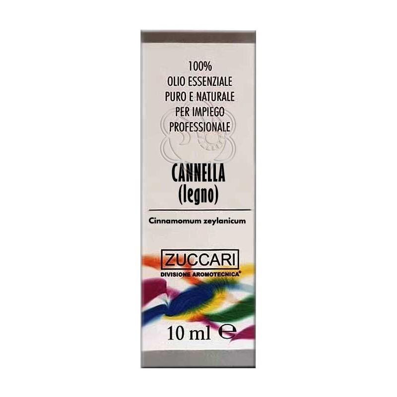 Olio Essenziale di Cannella (10 ml) Zuccari - Aromaterapia