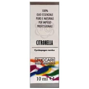 Olio Essenziale di Citronella (10 ml) Zuccari - Aromaterapia