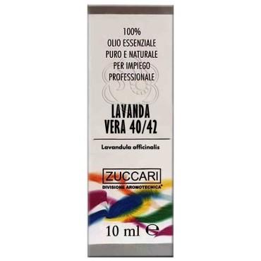Olio Essenziale di Lavanda Vera (10 ml) Zuccari - Aromaterapia