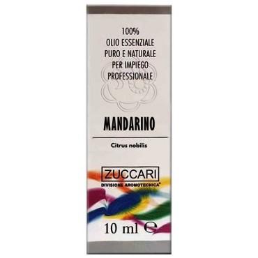 Olio Essenziale di Mandarino (10 ml) Zuccari - Aromaterapia