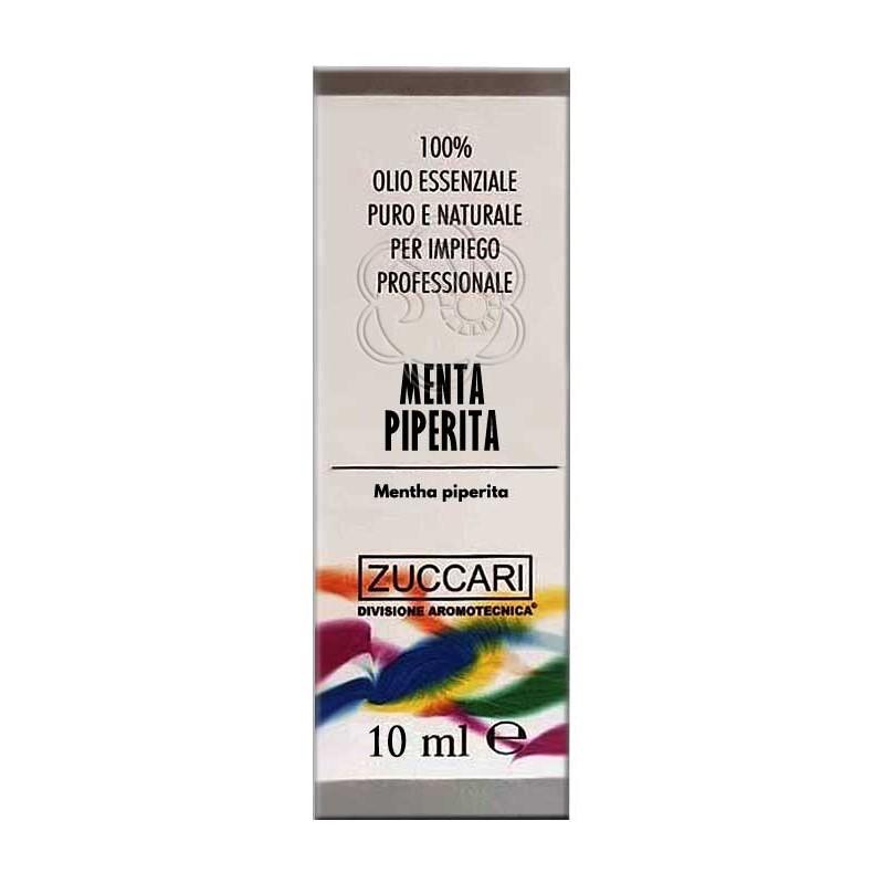 Olio Essenziale di Menta piperita (10 ml) Zuccari - Aromaterapia
