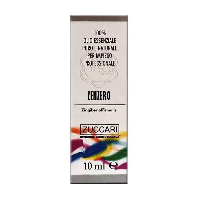 Olio Essenziale di Zenzero (10 ml) Zuccari - Aromaterapia