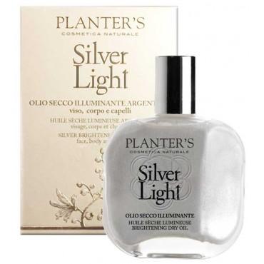 Olio Secco Illuminante Silver Light (50 ml) Planters - Oli per il Corpo