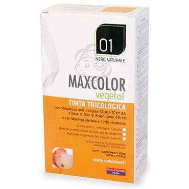 01 Nero Naturale MaxColor