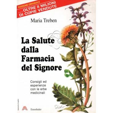 La Salute dalla Farmacia del Signore (Maria Treben Ediz. Ennsthaler - 108 Pag.) - Consigli ed Esperienze con le Erbe Medicinali