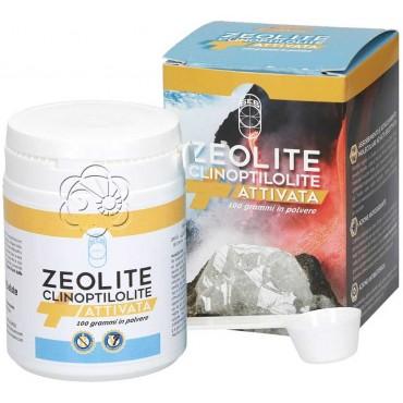 Zeolite Attivata Ultrafine (100 gr) Punto Salute e Benessere - Eliminare i Metalli Pesanti