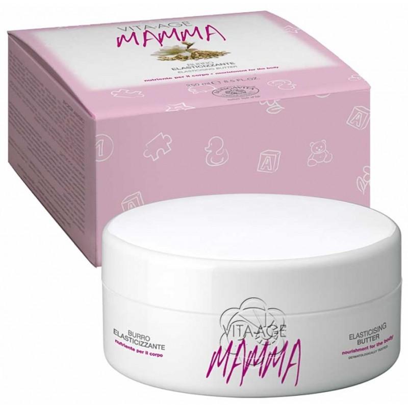 Burro Elasticizzante Nutriente Mamma Vita Age (250 ml) Bottega di Lungavita - Burri Smagliature