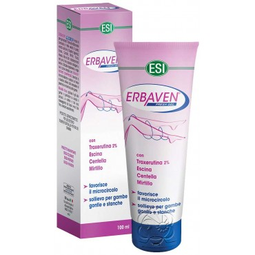 Erbaven Gel Fresco (150 ml) ESI Italia - Vene