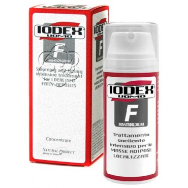 Iodex Uomo F Fluido Concentrato (100 ml) Natural Project - Soluzioni Riducenti