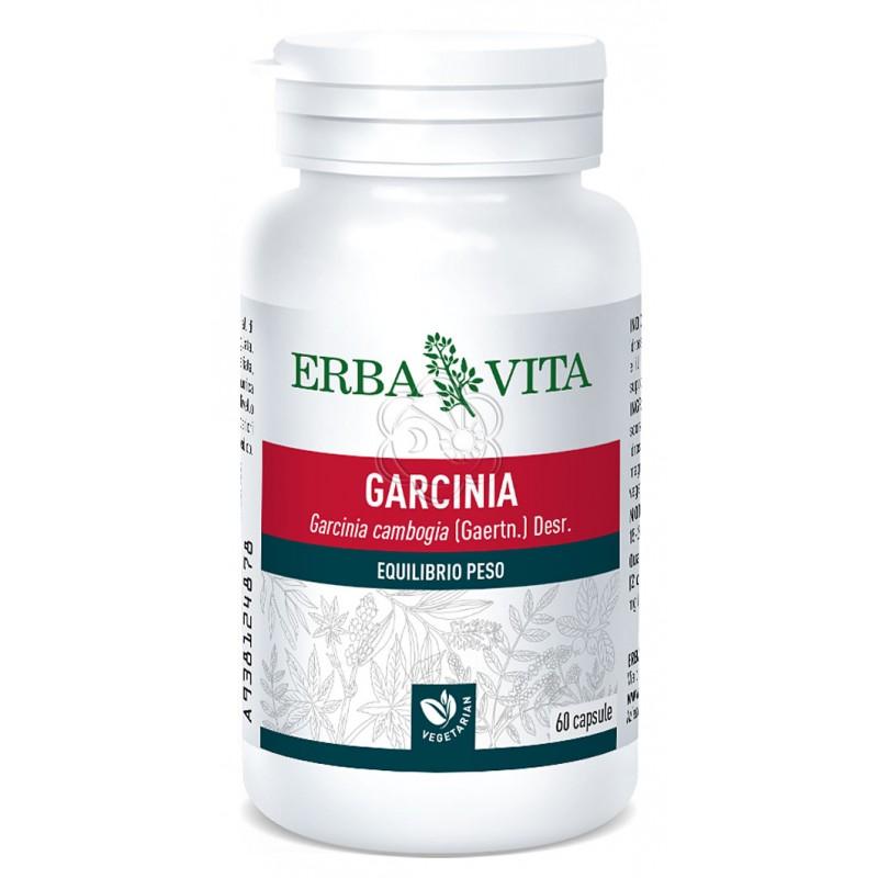 Garcinia (60 Capsule) Erba Vita - Metabolismo