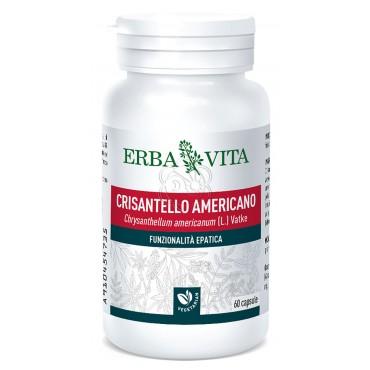 Crisantello Americanum (60 Opercoli) Erba Vita - Fegato