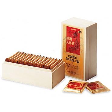 Korean Ginseng Tea (30 Bustine Monouso) ABC Trading - Energia