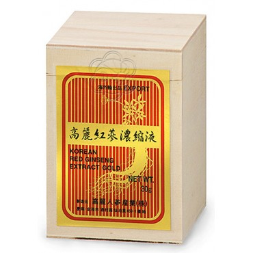 Ginseng Rosso Coreano (Estratto Molle di Panax ginseng) 30 g - ABC Trading - Afrodisiaci