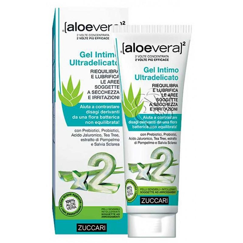 Gel Intimo Ultradelicato (80 ml) Zuccari - Gel Lubrificanti, Secchezza Vaginale