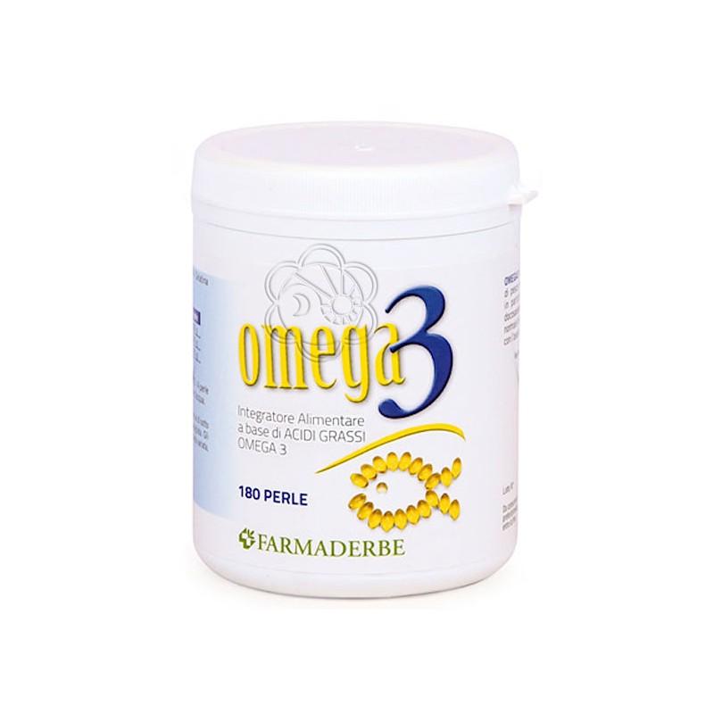 Nutra Omega 3 (180 Perle) Farmaderbe - Colesterolo