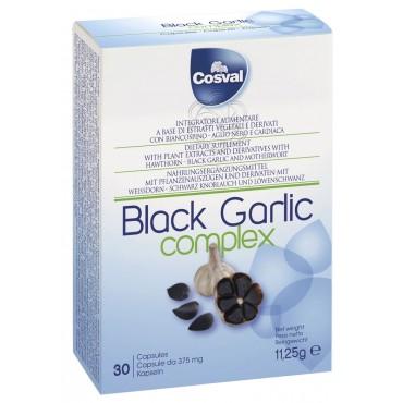 Black Garlic Complex (30 Capsule) Cosval - Pressione Alta