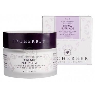 Crema Viso Antirughe (50 ml) Locherber - Cosmesi Vegetale