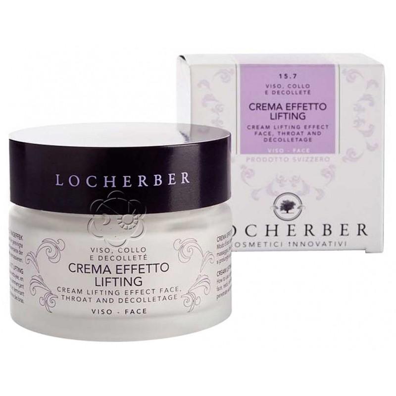 Crema Lifting Viso (50 ml) Locherber - Cosmesi Vegetale