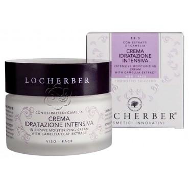 Crema Idratazione Intensiva Giorno Notte (50 ml) Locherber - Crema Super Idratante