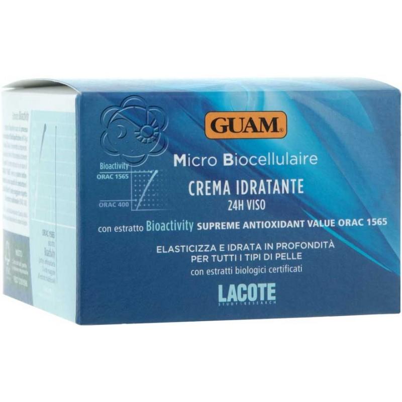 Crema Idratante Viso Micro Biocellulaire (50 ml) Guam Lacote - Cosmesi