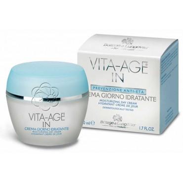 Crema Giorno Vita Age (50 ml) Bottega di Lungavita - Cosmesi Vegetale