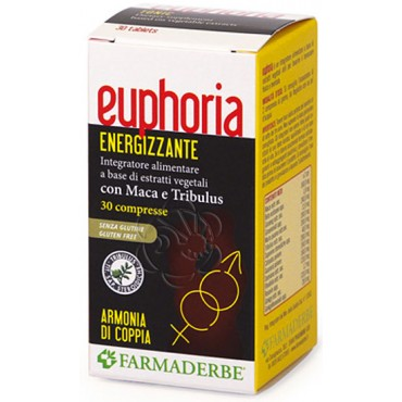Euphoria (30 Compresse) Farmaderbe