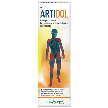 Artidol Gel (100 ml) Erba Vita - Dolori Articolari, Reumatismo