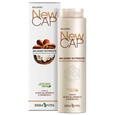 Balsamo Nutriente e Protettivo NewCAP (200 ml) Erba Vita - Balsamo per Capelli