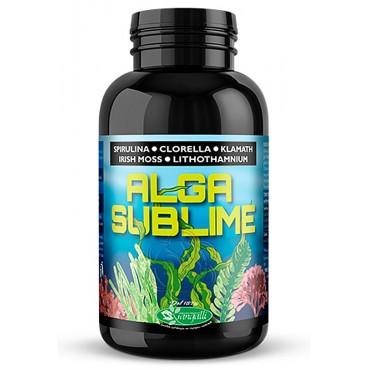 Alga Sublime (180 Capsule) Sangalli - Super Nutrimento