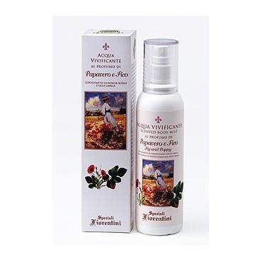 Acqua Vivificante al Profumo di Papavero e Fico (200 ml) Derbe Speziali Fiorentini
